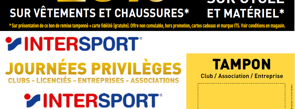 Flyer JOURNEES INTERSPORT 2018